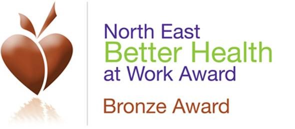 Springboard awarded Bronze Better Health at Work Award