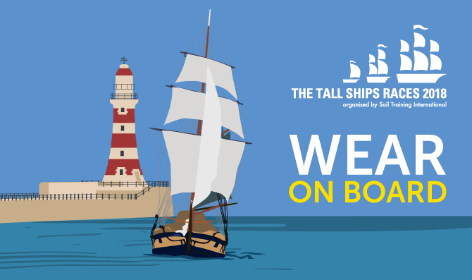 become a sail trainee and get on